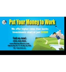 Poner Dinero A Trabajar