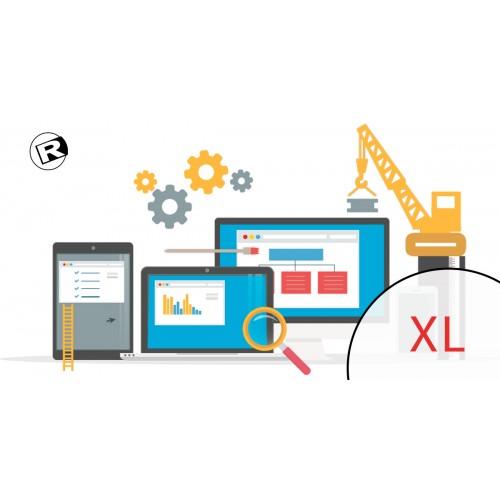 Reparación de Sitios Web - XL