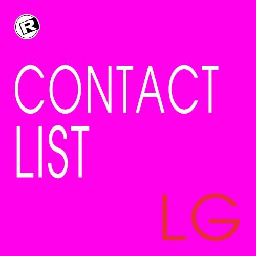 Lista de Contactos - LG